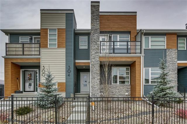 304 Midtown Ga Sw in Midtown Airdrie MLS® #C4217663
