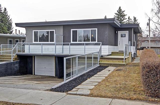2109 50 AV Sw, Calgary North Glenmore Park real estate, Attached Baileys Park homes for sale