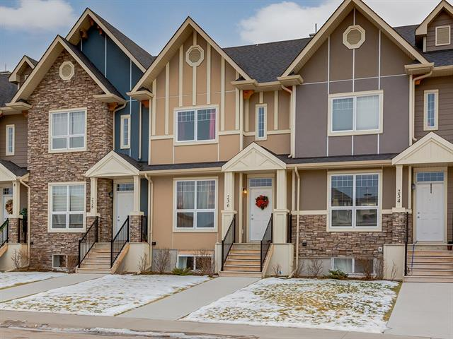 236 Cranston WY Se, Calgary Cranston real estate, Attached Cranston homes for sale