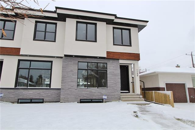 1150 Radnor AV Ne, Calgary Renfrew real estate, Attached Regal Terrace homes for sale