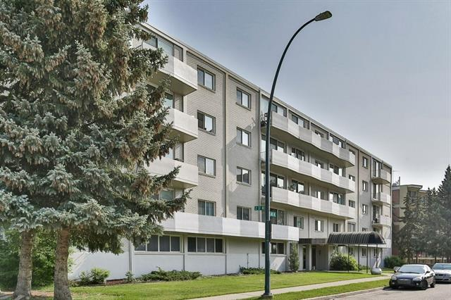 #207 316 1 AV Ne, Calgary Crescent Heights real estate, Apartment Crescent Heights homes for sale