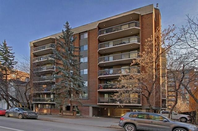 #204 537 14 AV Sw, Calgary Beltline real estate, Apartment Connaught homes for sale