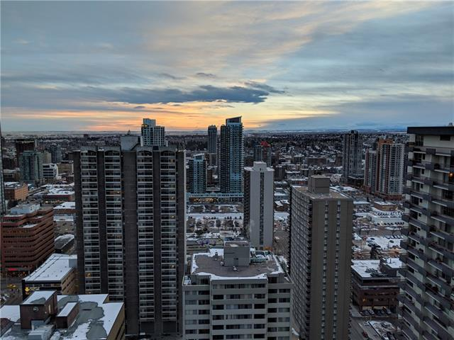 #3401 930 6 AV Sw in Downtown Commercial Core Calgary MLS® #C4217750