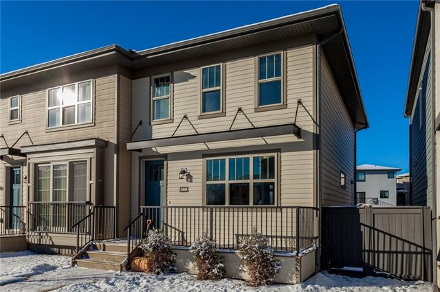 369 Walden Pr Se, Calgary Walden real estate, Attached Walden homes for sale
