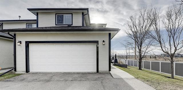#18 15 Silver Springs WY Nw, Airdrie, Silver Creek real estate, Attached Silver Creek homes for sale