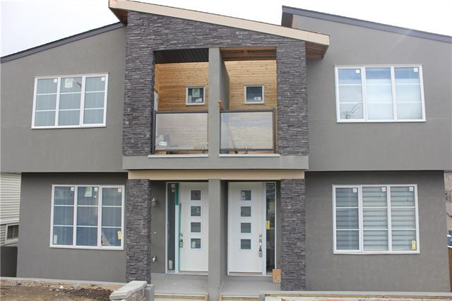 #1 4505 Bowness RD Nw, Calgary Montgomery real estate, Attached Montgomery homes for sale
