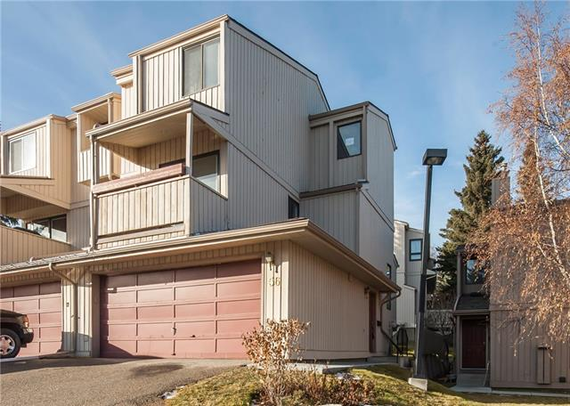 #56 70 Beacham WY Nw, Calgary, Beddington Heights real estate, Attached Beddington homes for sale