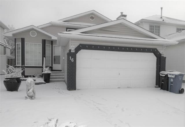 16 Hawkmount CL Nw, Calgary Hawkwood real estate, Detached Hawks Landing homes for sale