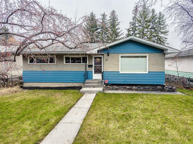 51 Henefer RD Sw, Calgary Haysboro real estate, Detached Haysboro homes for sale