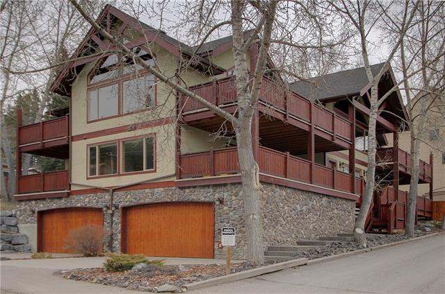 #a 246 Three Sisters Dr, Canmore Hospital Hill real estate, Attached Canmore homes for sale