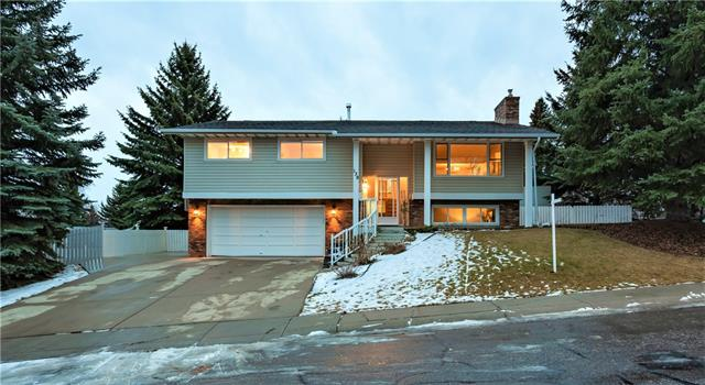 139 Cantree BA Sw, Calgary Canyon Meadows real estate, Detached Canyon Meadows Estates homes for sale