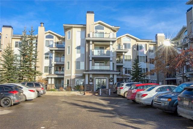 #302 369 Rocky Vista Pa Nw, Calgary Rocky Ridge real estate, Apartment Rocky Ridge Ranch homes for sale