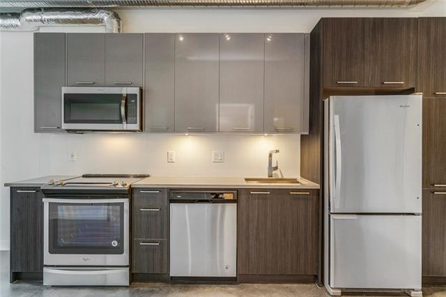 #203 624 8 AV Se, Calgary, Downtown East Village real estate, Apartment Downtown East Village homes for sale