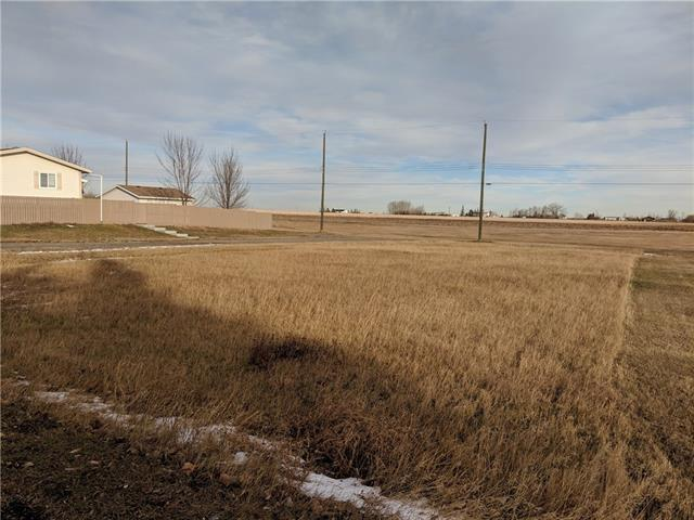 134 9 Av, Gleichen, None real estate, Land Gleichen homes for sale