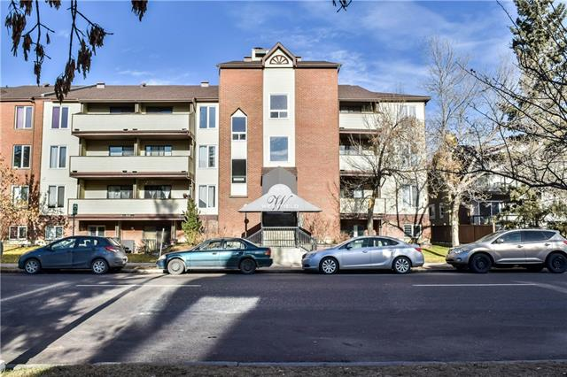 #406 1810 11 AV Sw, Calgary Sunalta real estate, Apartment Sunalta homes for sale