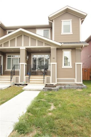 86 Fireside Cv, Cochrane, Fireside real estate, Attached Fireside homes for sale