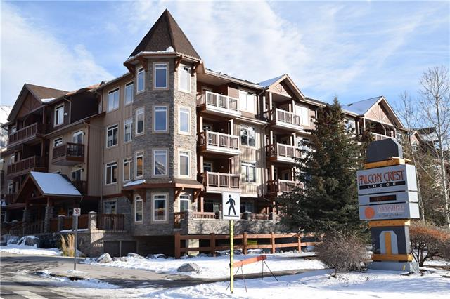 #212 190 Kananaskis Wy, Canmore, Bow Valley Trail real estate, Apartment Bow Valley Trail homes for sale