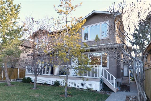 #1 1936 31 ST Sw, Calgary Killarney/Glengarry real estate, Attached Glengarry homes for sale