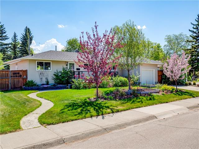 424 40 ST Sw, Calgary, Wildwood real estate, Detached Wildwood homes for sale