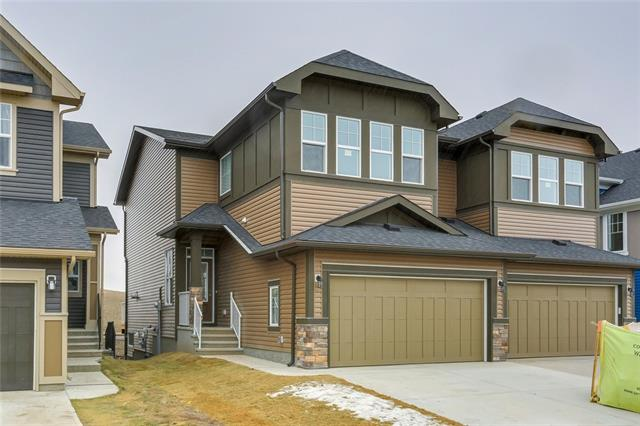 63 Fireside Cr, Cochrane, Fireside real estate, Attached Fireside homes for sale