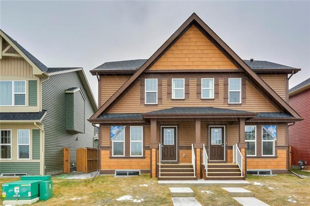229 Fireside Dr, Cochrane, Fireside real estate, Attached Fireside homes for sale
