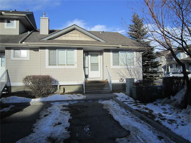 #32 4 Stonegate DR Nw, Airdrie, Stonegate real estate, Attached Stonegate homes for sale