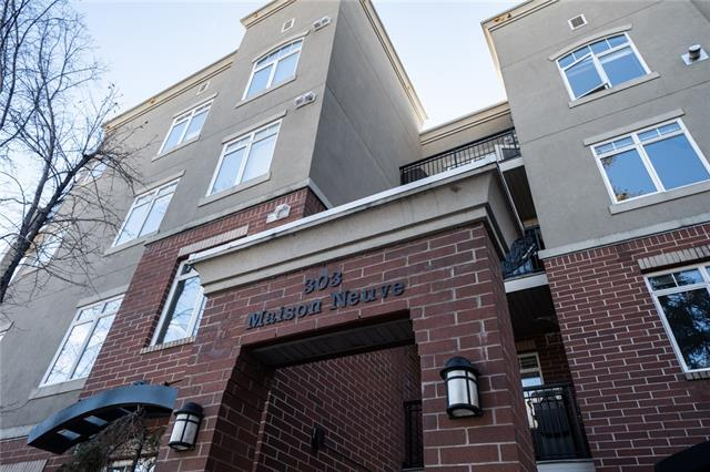 #108 303 19 AV Sw, Calgary Mission real estate, Apartment Mission homes for sale