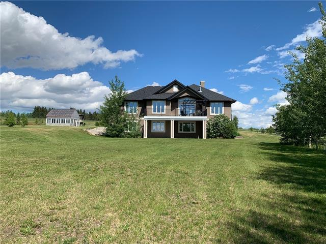210240 90 ST W, Rural Foothills M.D. Sulky Ridge Estates real estate, Detached Sulky Ridge Estates homes for sale