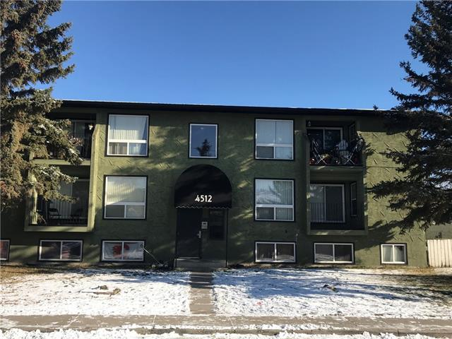 #206 4512 75 ST Nw, Calgary, Bowness real estate, Apartment Bowness homes for sale