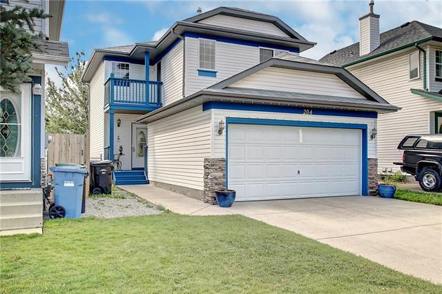 204 Harvest Rose Ci Ne in Harvest Hills Calgary MLS® #C4218651