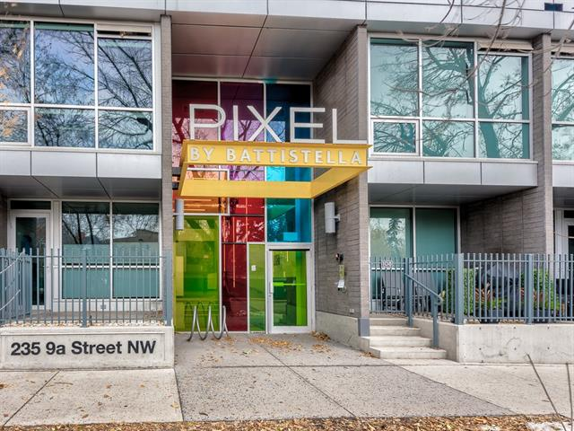 #710 235 9a ST Nw, Calgary Sunnyside real estate, Apartment Kensington homes for sale