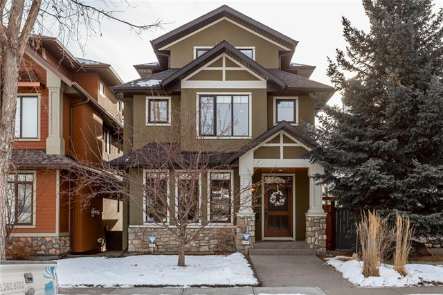 1649 Westmount RD Nw, Calgary Hillhurst real estate, Detached Kensington/Hillhurst homes for sale
