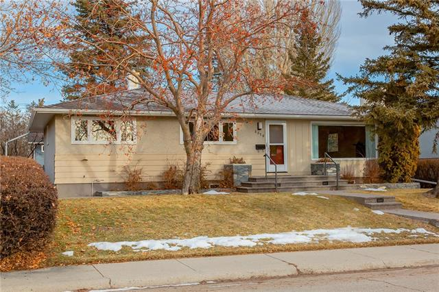5316 Grove Hill RD Sw in Glendale Calgary MLS® #C4219005
