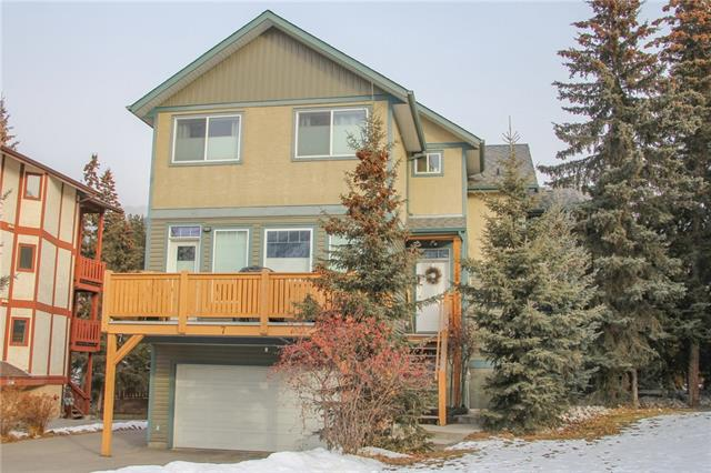 #101 7 Blackrock Cr, Canmore, Cougar Creek real estate, Apartment Cougar Creek homes for sale