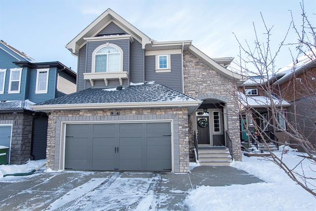 203 Cooperstown Ln Sw, Airdrie, Coopers Crossing real estate, Detached Coopers Crossing homes for sale