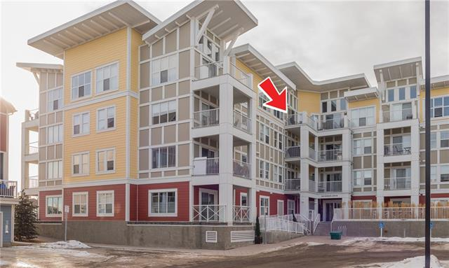 #405 402 Marquis Ln Se, Calgary, Mahogany real estate, Apartment Alexander homes for sale