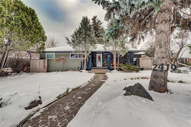 2419 Sovereign CR Sw, Calgary, Scarboro/Sunalta West real estate, Detached Scarboro/Sunalta West homes for sale