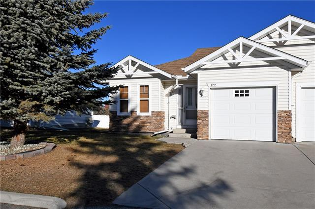 122 Freeman WY Nw, High River, High River Golf Course real estate, Attached High River homes for sale