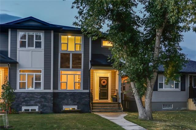 630 17 AV Ne, Calgary Winston Heights/Mountview real estate, Attached Winston Heights/Mountview homes for sale