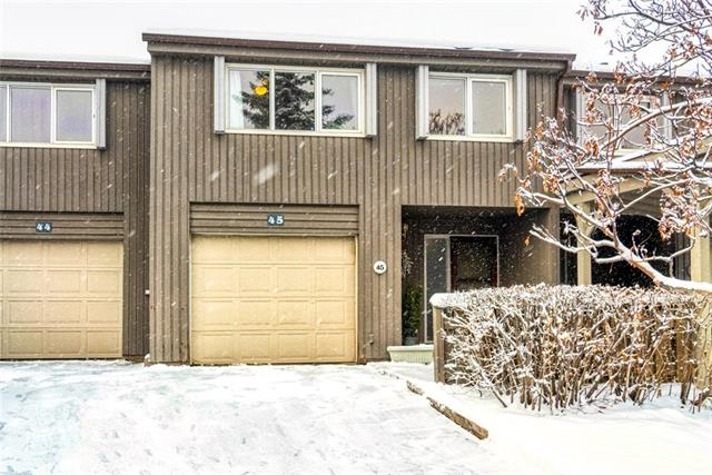 #45 2225 Oakmoor DR Sw, Calgary Palliser real estate, Attached Palliser homes for sale