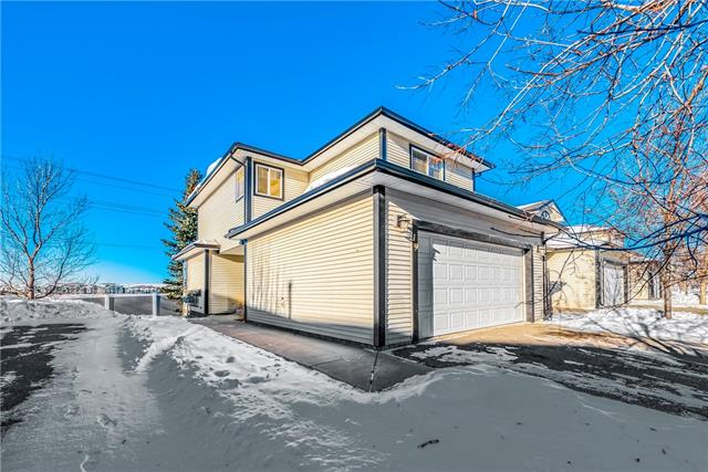 #19 15 Silver Springs WY Nw, Airdrie Silver Creek real estate, Attached Airdrie homes for sale