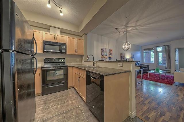 #102 5720 2 ST Sw, Calgary, Manchester real estate, Apartment Manchester homes for sale