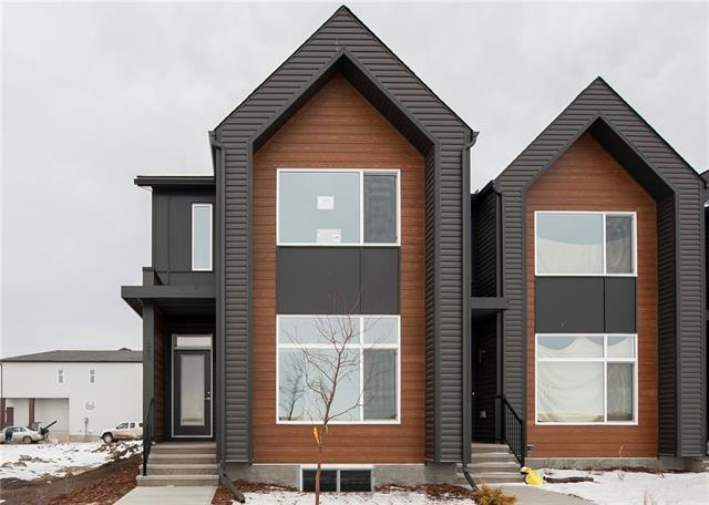 325 Seton Ci Se, Calgary, Seton real estate, Attached Seton homes for sale