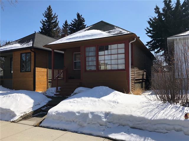 317 18 AV Nw, Calgary, Mount Pleasant real estate, Detached Mount Pleasant homes for sale