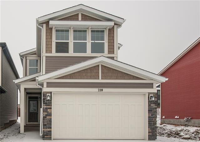 210 Howse DR Ne in Livingston Calgary MLS® #C4219299