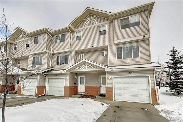 #1224 7038 16 AV Se, Calgary Applewood Park real estate, Attached Applewood homes for sale