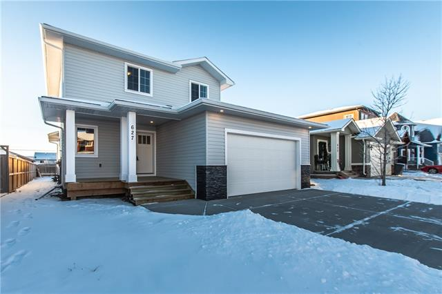 627 Hamptons PL Se, High River, Hampton Hills real estate, Detached Hampton Hills homes for sale