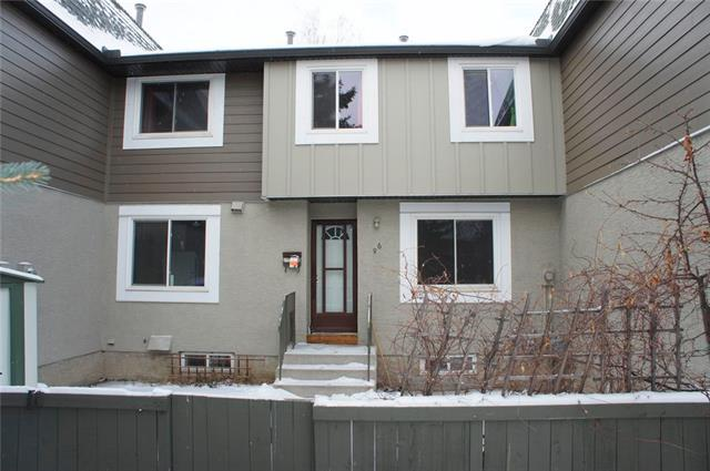#86 4936 Dalton DR Nw, Calgary Dalhousie real estate, Attached Dalhousie homes for sale