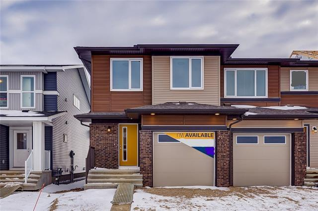 202 Carringvue Pa Nw, Calgary, Carrington real estate, Attached Carrington homes for sale