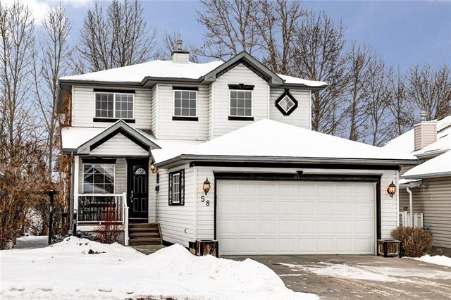 58 Park Lane Dr, Strathmore Aspen Creek real estate, Detached Strathmore homes for sale